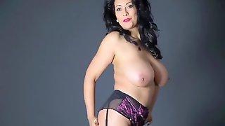 Ebony strip club sex