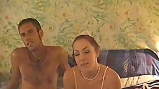 Shy Couple Fuck For The First Time On Camera
