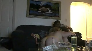 Me And Pregnant Girlfriend Have Fun With Cute College Blonde