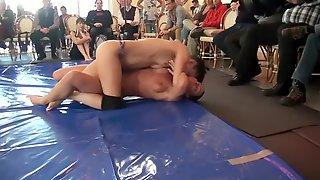 Favorite Mixed Wrestling 1