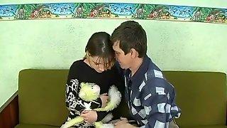 Vigorous  Milena Enjoys Cuch Licking