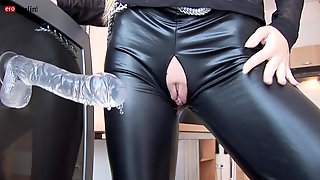 Eroberlin - Diana Fornicating Television - Cayenne Klein