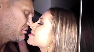 Gorgeous Dirty Blonde Ally Breelsen Sensual Anal Fucking