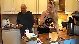 Smoking In Kitchen