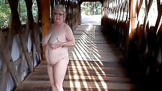 Orgasm In The Park