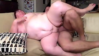 Delicious Grannys Sex With Handsome Guy