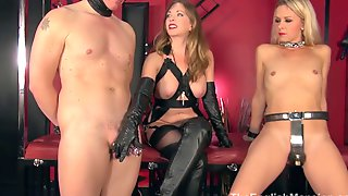 TheEnglishMansion - Her Chastity Slaves - Fetish