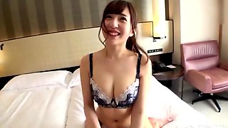 Cute Asian Spreads Her Legs For Strong Penis While She Screams