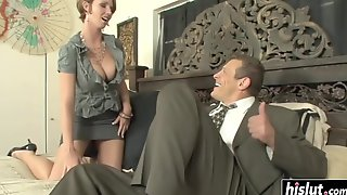 Experienced Chick Is Teaching Him About - Destiny Porter