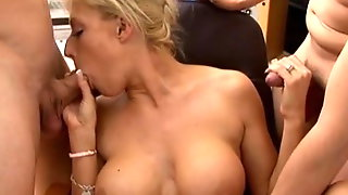 Double D Tits Splashed