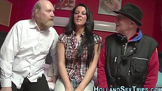Pussy Fucked Dutch Hooker Fingered