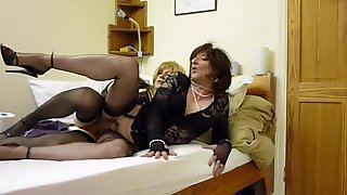 FILE 5 Slutty Sissy Banged By Horny Crossdress Friend 480p