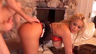 Big Tit Ass Stretchers 5 Scene 1