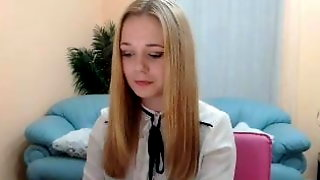 Ellen18. Very Shy Ukrainian Cam Girl