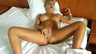 Lovens Lush Control, Squirt, Fuck Hard, With A Stranger In My Hotel Room
