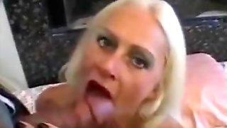 Hot Granny Kathy Jones - Classic US Pornstar