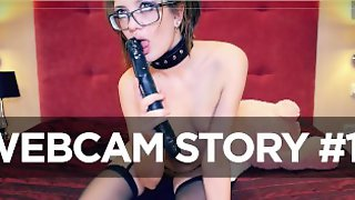 Fucking A Hot Glasses Teen On Camera