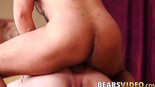 Chubby Cub Bareback Fucked By Dominant Bear