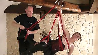French Fisting Bondage Hogtied Bdsm - Mother Id Like To Fuck