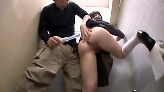 Asian Girl Hot Sex In The Public Place