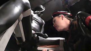 Rubber Interrogation