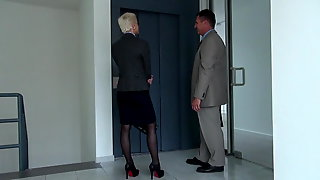 Porn Music Video - Anal Sex In The Elevator