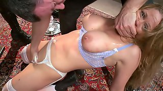 Mix Of Steamy Mom Ladies In Ass Sex Bondage