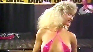 California Girl Bikini Contest 1990s