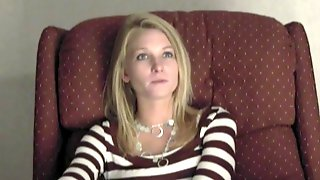 Jennifer Hotel Audition Part 1