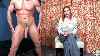 Lady Fyre -Therapy For Your Fantasies Make Me Bi Femdom