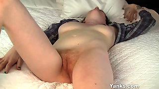 Yanks Nico Kelley Loves To Cum