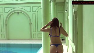 Lina Mercury Hot Underwater Naked Teen