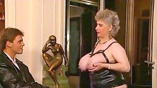 Naughty Fat Granny Hardcore Porn Scene - Retro Video