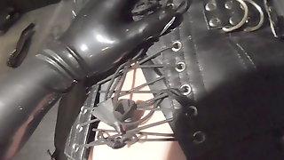 Anondesire Rubber Cock Sucking