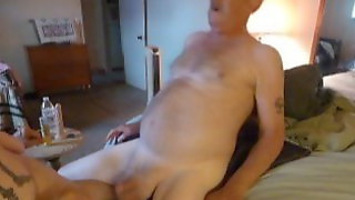 Fucking My Husbands Ass & Prostate & Banging His Prostate