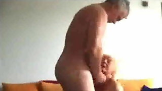 Granny Wants The Cock