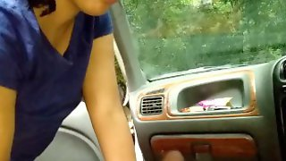 Public Outdoor Forest Car Sex With Married Sister