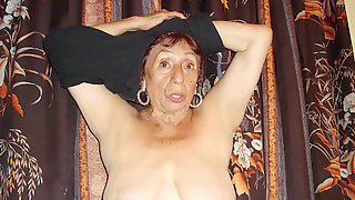 LatinaGrannY Shows Amateur Sex Pictures Of Lusty Housewives