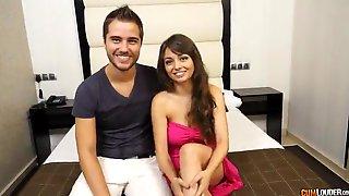 Amateur Couple Having Intercourse In A Hotel Room - Miriam Prado