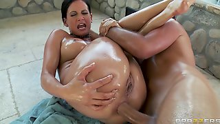 really sexy girls naked with big asses and boobs oiled