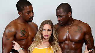 Black Piano Movers Fuck Sydney Cole
