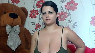 Huge Bulgarian Camgirl 2