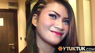 Horny Thai Model Gets Seduced To Enjoy