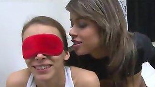 The Lesbian Licks Rear End