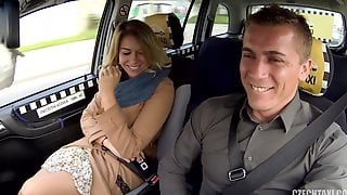 Cute Russian Girl Ani Black Fox Gets Plowed In The Car