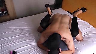 Hooded Slave - Legs Up Fucking Pt.2