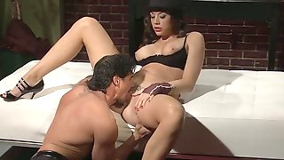 Vintage Whore Channel Preston Gets Screwed Raw - Chanel Preston