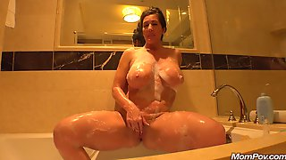 Big Bust Mother I´d Like To Fuck Had Sex During Bath