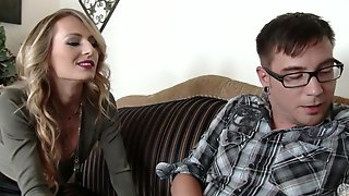 Arousing Natasha Starr Takes Care Of Eighteen Years Old C - Natasha Starr