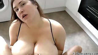 Jennica Lynn Is A Tittyfucking Babysitt - Babysitter